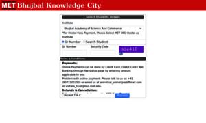 Onlinepay.metbhujbalknowledgecity.ac.in thumbnail