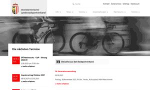 Ooe-radsportverband.at thumbnail