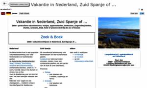 Op-vakantie.nl thumbnail