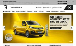 Opel-ruckstuhl.ch thumbnail