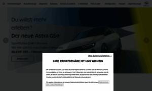 Opel.ch thumbnail