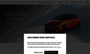 Opel.com.tr thumbnail