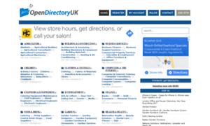 Open-directory.co.uk thumbnail