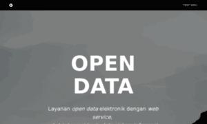 Opendata.tangerangkota.go.id thumbnail