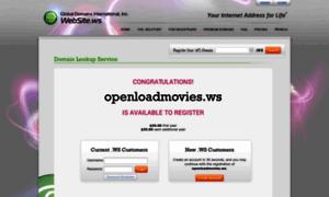 Openloadmovies.ws thumbnail