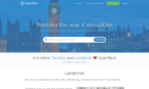 Openrent.co.uk thumbnail