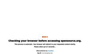 Opensource.org thumbnail