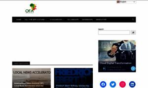 Opportunitiesforafricans.com thumbnail