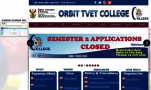Orbitcollege.co.za thumbnail