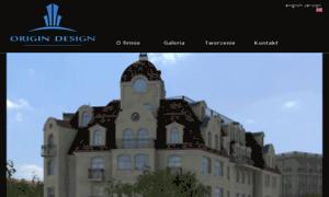 Origindesign.pl thumbnail