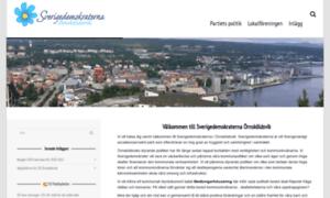 Ornskoldsvik.sverigedemokraterna.se thumbnail