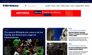 Osaogoncalo.com.br thumbnail
