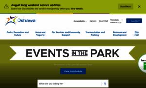 Oshawa.ca thumbnail