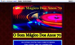 Osommagicodosanos70.blogspot.fr thumbnail
