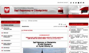 Oswiecim.sr.gov.pl thumbnail