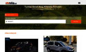 ototakip.net - Ototakip T�rkiye Rent A Car Oto Ara� Kiralama Firmalar�