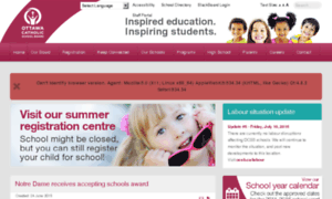 Ottawacatholicschools.ca thumbnail