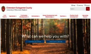 Outagamie.uwex.edu thumbnail