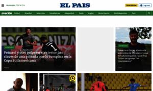 ovaciondigital.com.uy -     Ovación, últimas noticias de todos los deportes de Uruguay y el mundo – EL PAÍS Uruguay.