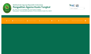 Pa-kualatungkal.go.id thumbnail