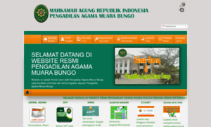 Pa-muarabungo.go.id thumbnail