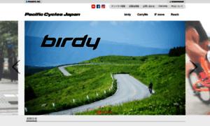 Pacific-cycles-japan.com thumbnail