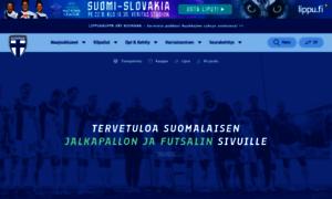 Palloliitto.fi thumbnail