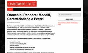 Pandorafashionringstylist.it thumbnail