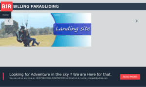 Paraglidingadventure.in thumbnail