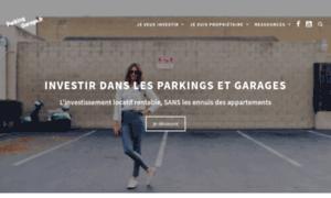 Parkinggarage.fr thumbnail