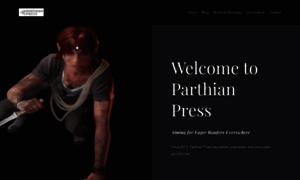 Parthianpress.com thumbnail