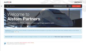 Partners.alstom.com thumbnail