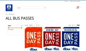 Passsales.octa.net thumbnail