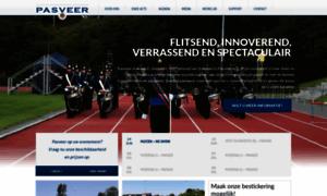Pasveer.nl thumbnail
