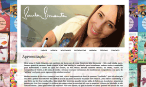 Paulapimenta.com.br thumbnail