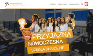 Pawlikowska.edu.pl thumbnail