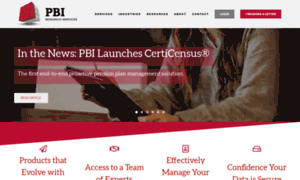 Pbinfo (Pbinfo.com) - Pension Benefit Information | Death ...