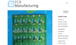 Pcbmanufacturing.top thumbnail