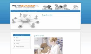 Pedicure.werkgevraagd.nl thumbnail