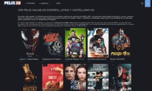 pelis28.nu - Pelis28  Ver Pelis Online Estrenos 2020 - 2021 Gratis HD
