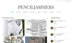 Penciljammers.com thumbnail