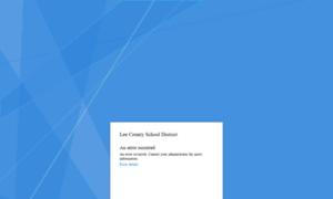 peoplesoft leeschools hcm lee login help county secure accessify visit