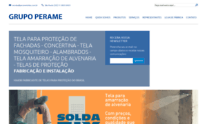 Perame.com.br thumbnail