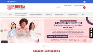 Pereira.gov.co thumbnail