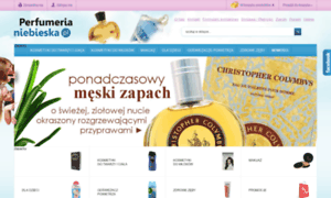 Perfumerianiebieska.pl thumbnail