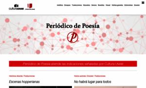 Periodicodepoesia.unam.mx thumbnail