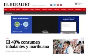 Periodicoelmexicano.com.mx thumbnail
