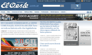 Periodicoeloeste.com.ar thumbnail