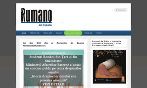 Periodicoelrumano.es thumbnail
