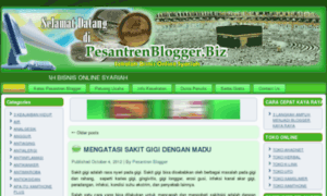 Pesantrenblogger.biz thumbnail